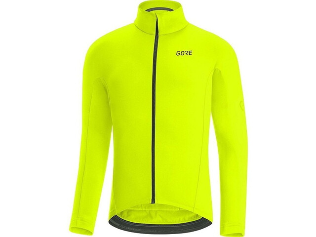 GORE WEAR C3 Thermo Jersey Men neon yellow